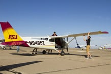 ASU Airplane