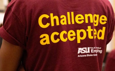 ASU Grand Challenges Scholars ready to face a changing world