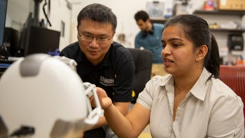 MORE program funds research for ASU master's degree students