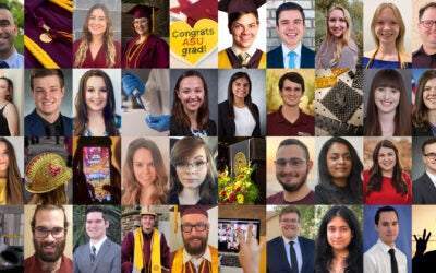 Meet the exceptional graduates of Fall 2020